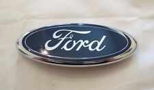 FORD REAR EMBLEM BACK TAILGATE/LIFTGATE OEM BLUE OVAL BADGE sign symbol logo