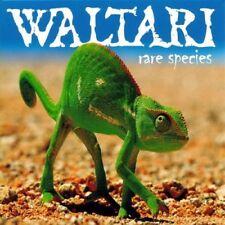 "Waltari ""Rare Species"" CD [Progressive Crossover Metal Rock from Finland]"