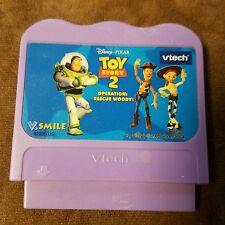 VTech v.smile Toy Story 2 Game Cartridge