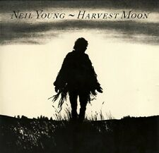 LP - Neil Young ‎– Harvest Moon (NM/NM) 2012 Germany