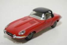 TEKNO DENMARK 927 JAGUAR E-TYPE E TYPE WITH HARDTOP RED EXCELLENT CONDITION