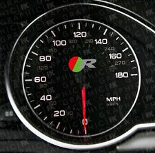 x8 Premium Jaguar Racing X Type S Type XJ Speedo Decals