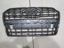 AUDI S6 2015 - 2017 FACELIFT FRONT GRILL P/N: 4G0853653 M REF 02M20
