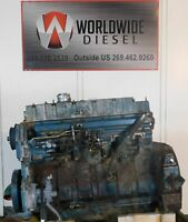 1998 International DT466 Engine Take Out, 250HP, Good For Rebuild Only