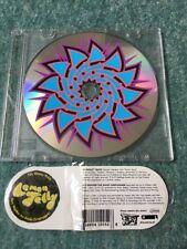 LEMON JELLY - The Shouty Track CD Single  IFXLS205CD1