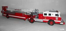 VERY RARE HARD TO FIND Code 3 Washington D.C. Seagrave 100 ft. TDA Ladder # 4