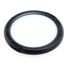 67mm White Balance Lens Filter Cap for DSLR Camera with Mount WB II