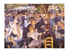 Portrait Pierre-Auguste Renoir Art Prints