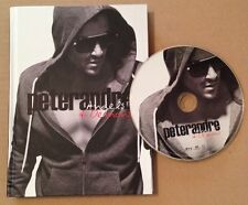 Peter Andre - Angels & Demons Deluxe Ltd Edition Hardback Book & Cd Set Rare!
