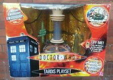 Doctor Who Tardis Playset New & Sealed! 9th/10th Doctor BBC Charecter Toys