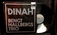 Bengt Hallberg Trio-Dinah-Fontana 6425.010-SWEDEN