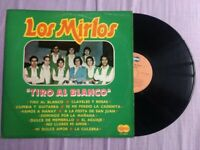 """LOS MIRLOS """"TIRO AL BLANCO"""" LP CUMBIA PSYCH PERU ROOTS OF CHICHA EX!!"""