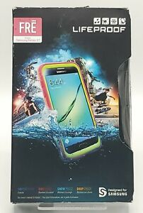 """New Waterproof Case by Lifeproof Fre for 5.1"""" Samsung Galaxy S7 Colors"""