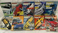 Car Magazines x 10 Bulk Lot #18