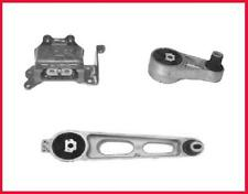 03 07 Chry PT Cruiser S/T Engine Motor Trans Mount Kit