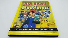 Pojo's Unofficial Big Book of Pokemon 20th Anniversary Triumph Books Hardcover
