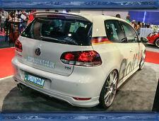 VW Golf MK6 Roof Spoiler V style! FibreGlass! UK Stock !!!