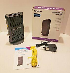 NETGEAR CM600-1AZNAS 960Mbps DOCSIS 3.0 Cable Modem