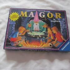 1994 RAVENSBURGER MAGOR LE MAGICIEN THE MAGICIAN JEU BOARD GAME COMPLETE