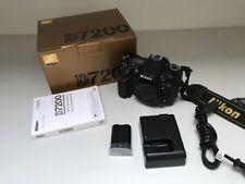 Nikon D7200 Body Gehäuse