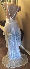 Victorias Secret Designer Collection Gown High-Low Large $228 Last One