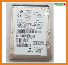 "Disco Duro Hitachi 320GB 7200RPM 5V 800mA 3.0Gb 2.5"" Hdd Sata HTS725032A9A364"