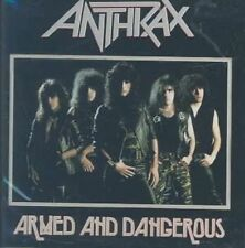 Armed And Dangerous 0020286195429 By Anthrax CD