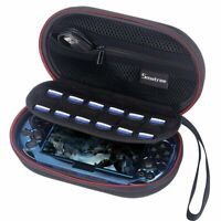 Smatree Carrying Case Hard Bag for PS Vita 1000, PSV 2000 with Cover