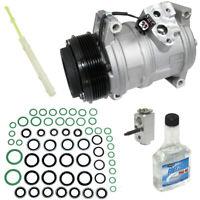 A//C Compressor /& Component Kit-Compressor Replacement Kit fits 07-10 X5 4.8L-V8