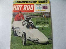 Vintage Hot Rod Magazine Aug 1964