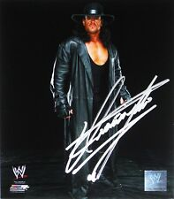 WWE UNDERTAKER HAND SIGNED AUTOGRAPHED PHOTOFILE PHOTO WITH EXACT PIC PROOF 15