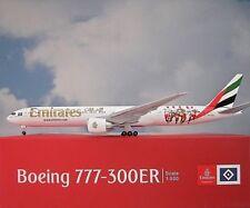 Herpa Wings 1:500 Boeing 777-300ER Emirates HSV 530880 Modellairport500