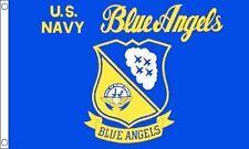 Blue Angels U.S. Navy Flight Demonstration Squadron 5'x3' Flag