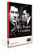 The Story Of Ronnie and Reggie Kray Krays Twins DVD