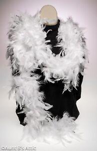 "Feather Boa Colorful Chandelle Feather Boa's 85gm 72"" Long Costume Accessory"