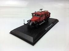 Atlas 1:72 TLF 15 Horch G 5 Fire Engine Diecast Metal Model