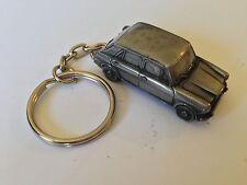 Wolseley 1300 (BMC) ref307 3D split-ring keyring FULL CAR