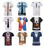 Summer Women/men Tuxedo funny 3D print Short Sleeve Casual tops T-Shirt S-5XL T2