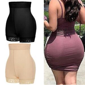 Women Buttock Panties Underwear Hip Enhancer Shaper Tummy Control Butt Lifter UK