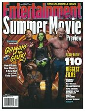 2017 Entertainment Weekly Summer Movie Preview Guardians of the Galaxy 2 Cover!