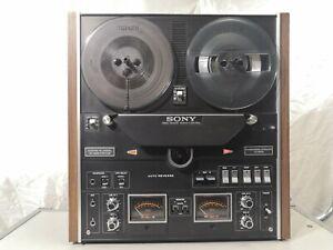 Sony TC-9700 (TC-580) Auto-Reverse Reel-To-Reel Tape Recorder