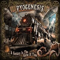 PYOGENESIS - A CENTURY IN THE CURSE OF TIME  CD NEW!