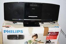 Philips MCM233/12 Kompaktanlage mit CD, USB (MP3 & WMA), UKW