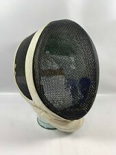 Vintage Santelli NYC Fencing Facemask Helmet WireMesh BeeKeeper Adult Medium? E2