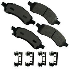 Disc Brake Pad Set-ProACT Ultra Premium Ceramic Pads Front Akebono ACT1169