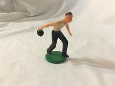 Vintage Cake Topper – Plastic Man Bowling Figure