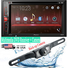 NEW Pioneer AVH-210EX Multimedia DVD Receiver with 6.2