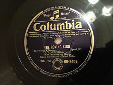 """GUY MITCHELL """"The Roving Kind""""/ """"My Heart Cries For You"""" 78rpm 10"""" 1951 EXC"""