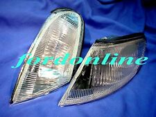 FORD FALCON FARMONT EF EL FRONT INDICATOR BLINKER LEFT & RIGHT CLEAR NEW