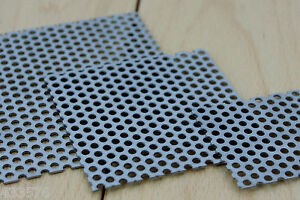 STAINLESS STEEL Decorative PERFORATED SHEET 304 Grade 3 mm Hole 5 mm Pitch